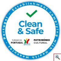 Museu Nacional da Música 'Clean & Safe'
