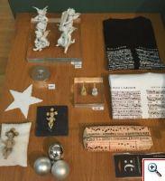 Vista da Loja do Museu Nacional da Música