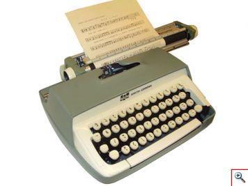 MM Musicwriter MM 1393