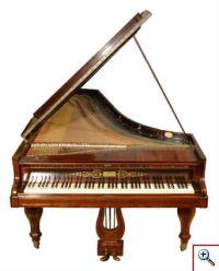 Piano Boisselot et Fils (Museu da Música, inv. MM 434)