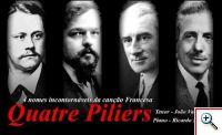 Recital Quatre Piliers por João Valido Vaz e Ricardo Martins