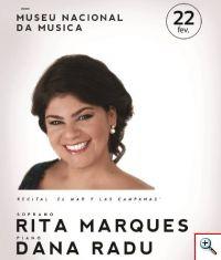 Rita Marques e Dana Radu