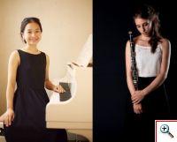 Saeko Yamamoto e Marta Xavier