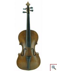 Violino de Álvaro Pereira dos Santos (Museu da Música, Inv. MM 80)